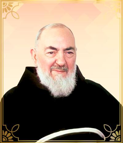 Devocionários - Orações que o Padre Pio Rezava todos os dias