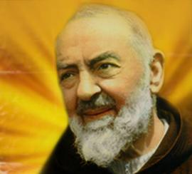 Seja um Filho Protegido do Padre Pio