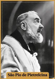 Santinho Padre Pio