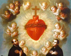 Sagrado Coração Adoração Jesuítas