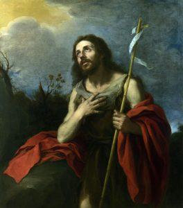 Pintura de São João Batista