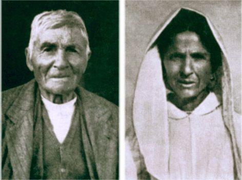 Os Pais do Padre Pio