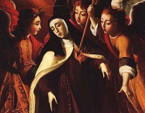 A Transverberação de Santa Teresa