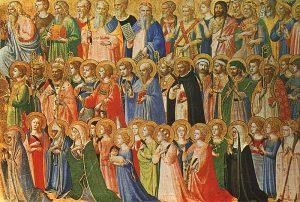 Todos os Santos de Fra Angélico