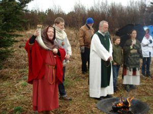 As raízes pagãs da Europa recobraram forças nos últimos 50 anos.