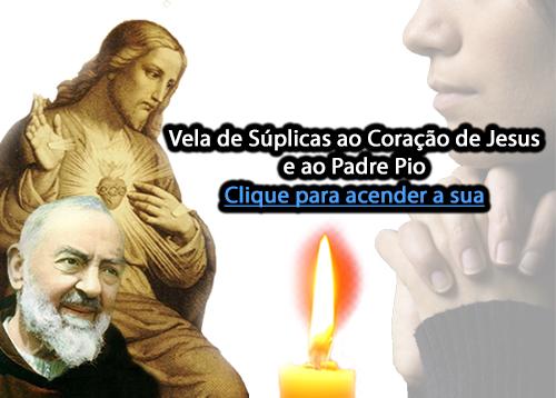 Coração de Jesus e o Padre Pio